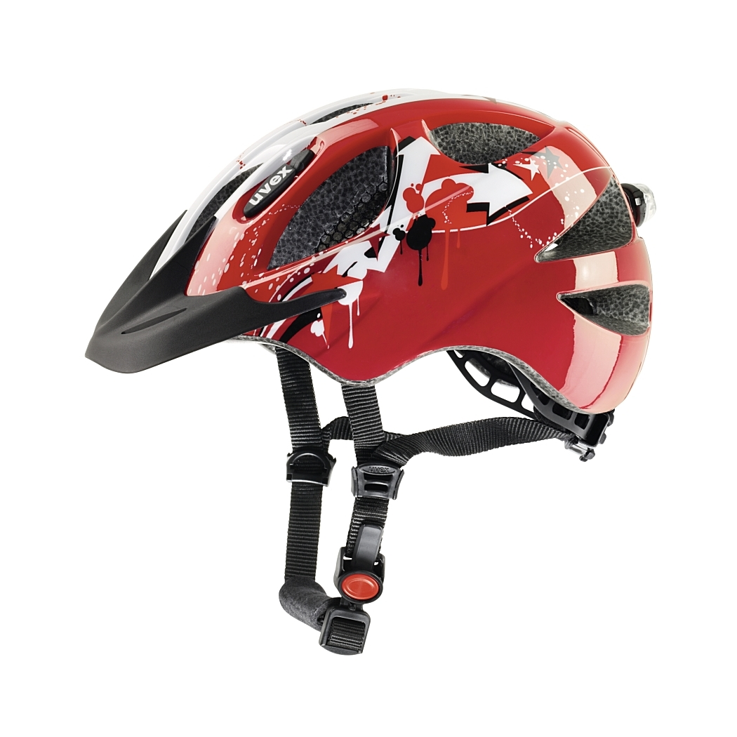 Hero Kids Helmet arrow red