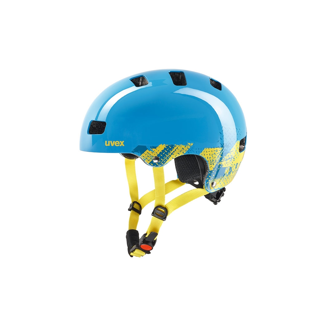 Kid 3 Helmet blackout blue