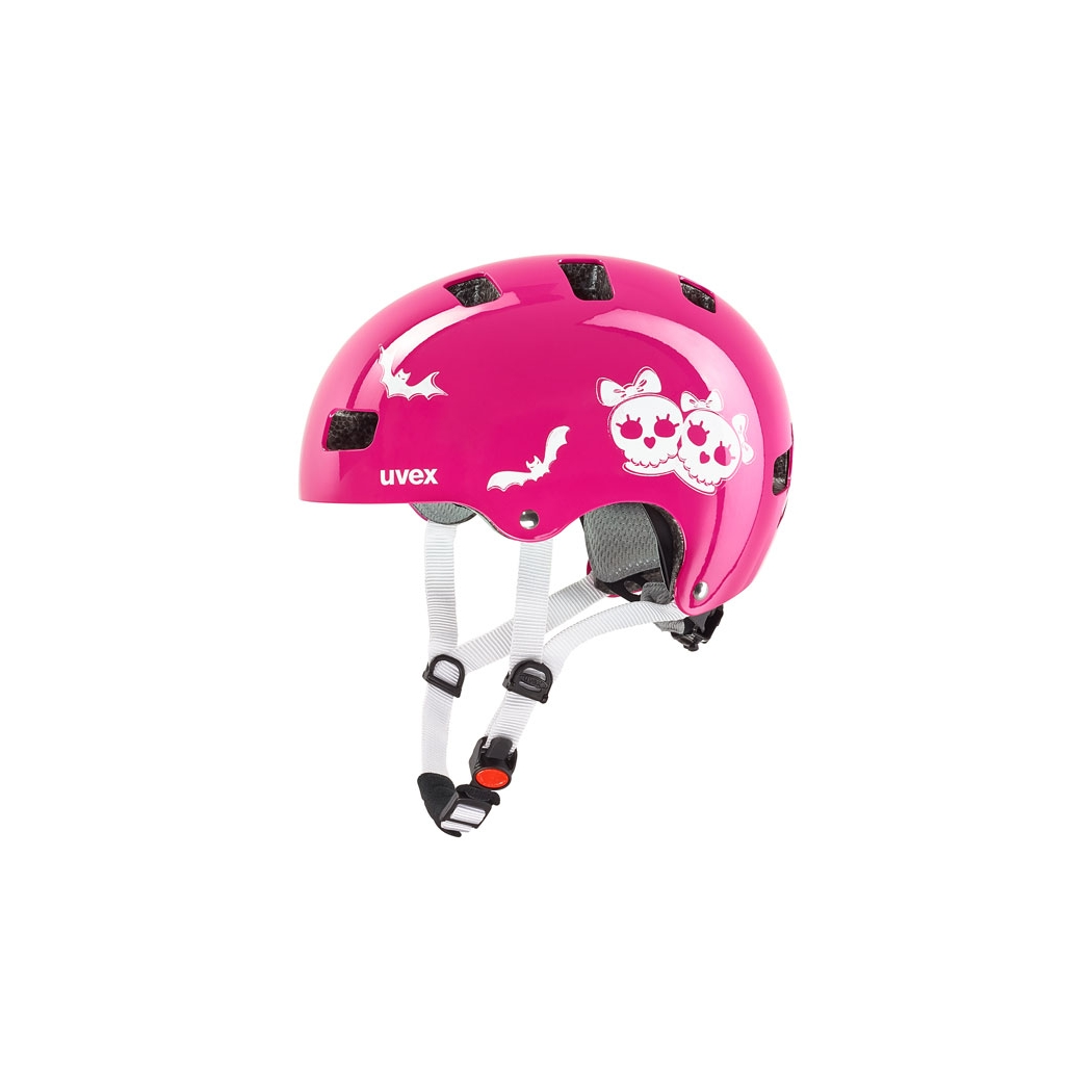 Kid 3 Helmet blackout pink