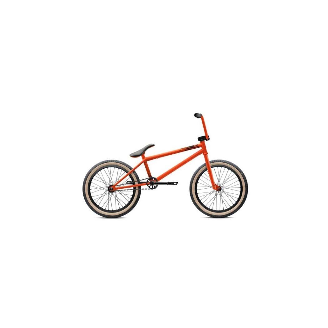 Radia BMX Matte Orange 2012