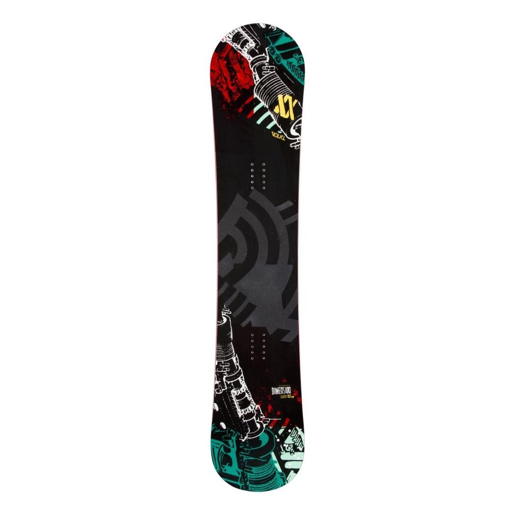 Dimension Snowboard Xtra Wide