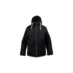 Burton TWC Puffalufagus Jacket True Black 2011