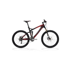 Ghost AMR Lector 9500 2013 black grey red