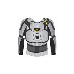 Leatt Brace Body Protector Adventure black