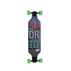 Madrid Miami Basic Longboard Top Mount