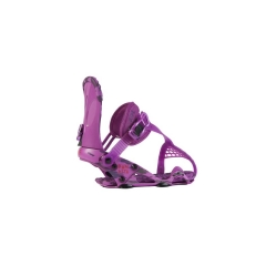 Ride Bandita Contraband Womens Bindung Purple 2012
