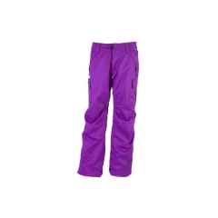 Ride Beacon Womens Pant dark violet twill