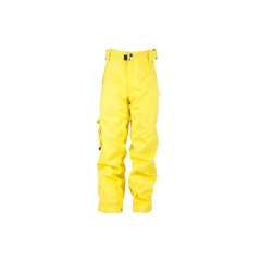 Ride Charger Youth Pant yellow