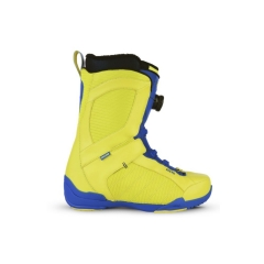Ride High-Phy Boa Coiler Boot lime 2013