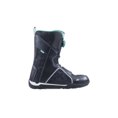 Ride Spark Boa Youth Boot Black 2012