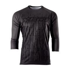 Yeti WC Replica Enduro Jersey black streak