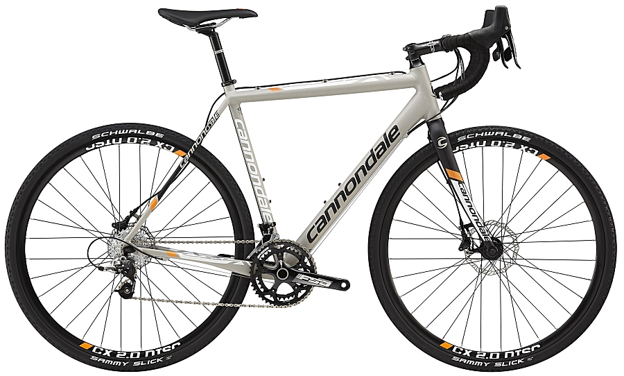 Cannondale CAADX Sram Rival Disc   Freeride Mountain