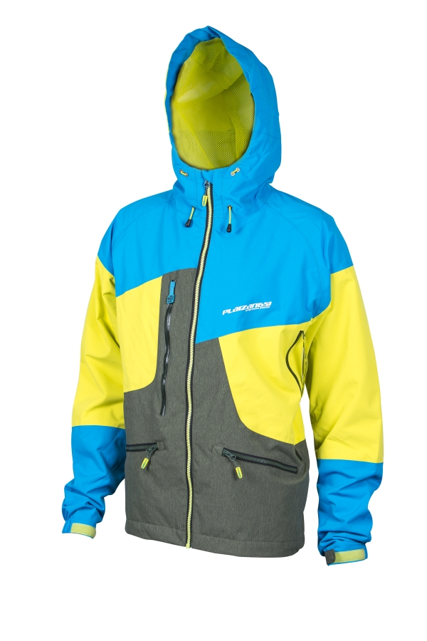 Platzangst Trailtech Evo Outdoor Bike Jacket blue | Freeride