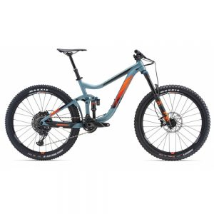 Giant Reign 1.5 LTD gray Enduro Bike