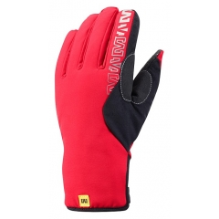 Mavic Inferno Extreme Glove bright red