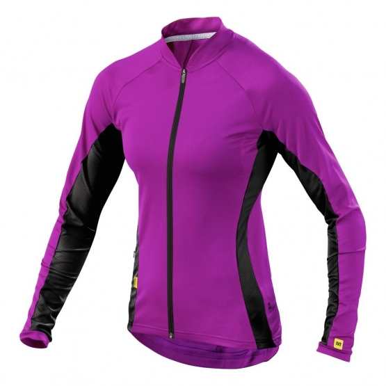 Mavic Meadow LS Womens Jersey chocking-x S