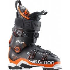 Salomon Quest Max 130 Skiboot black orange