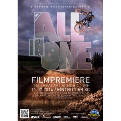 Kinopremiere Film - All In One - am 11.07.2014