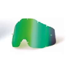 100% Mirror Replacement Anti Fog Lens green