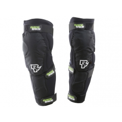 Race Face Flank Leg Knee Guard stealth