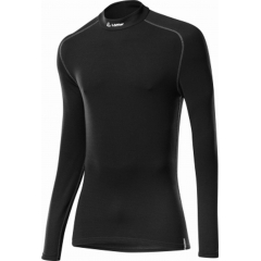 Löffler Turtleneck-Shirt Transtex schwarz
