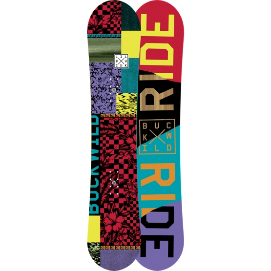 Ride Lil Buck Youth Snowboard 148cm
