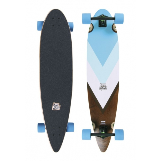 Long Island Longboards Coral Complete