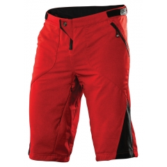 Troy Lee Designs Ruckus Short twill red