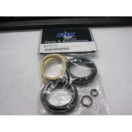 Fox Dust Wiper Kit, Forx, 40mm, SKF