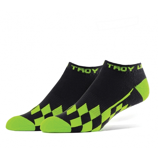Troy Lee Designs Crew Checker Socks Multi (8-10) 3 Stk.