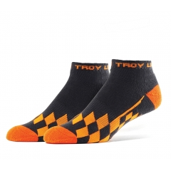 Troy Lee Designs Quarter Crew Checker Socks Multi (8-10)...