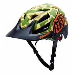 Troy Lee Desings A1 Helmet camo desert