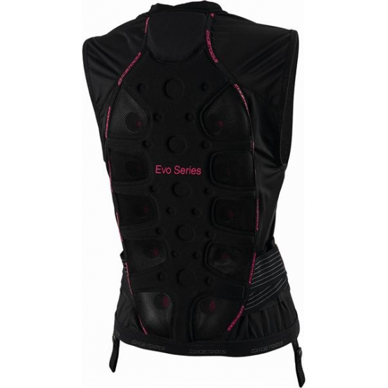 Icetools Evo Shield Lady Protektor black pink XS