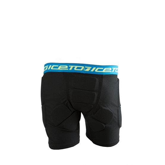 Icetools Underpants Junior black blue XXS