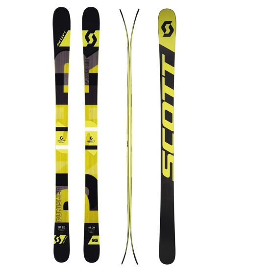 Scott Punisher 95 Ski 165cm