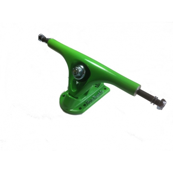 Paris Trucks V2 180mm green Paar