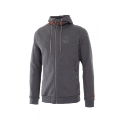 Maloja MinorM. Fleece Jacket dark cloud
