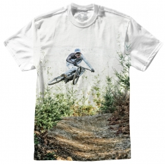Troy Lee Designs Semenuk Forest T-Shirt white