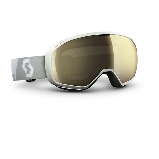 Scott Fix White Goggle light sensitive amp. bronze chrome1-3