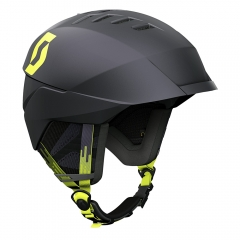 Scott Coulter Helmet black iris matt