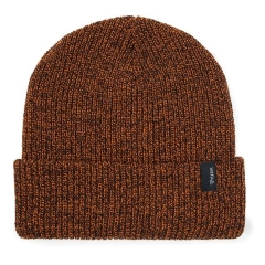 Brixton Heist Beanie athletic orange brown OS