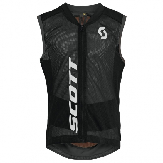 Scott Jr. Vest Protector Actifit black grey M