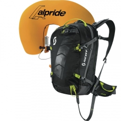 Scott Air Free AP Alpride 30 Kit Rucksack black grey