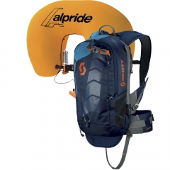 Scott Air Free AP Apride 12 Pro Kit Rucksack black iris...