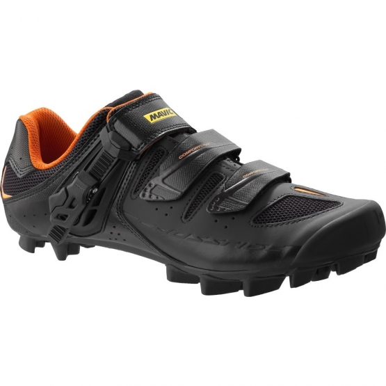 Mavic Crossride SL Elite Shoe black grey