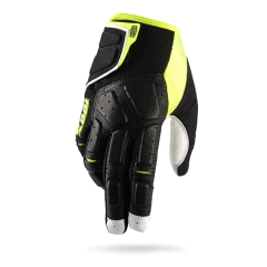 100% Simi Glove black lime M