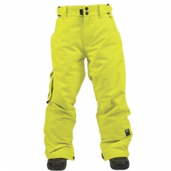 Ride Charger Pant limelight