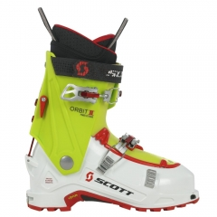 Scott Orbit II Skiboot white green