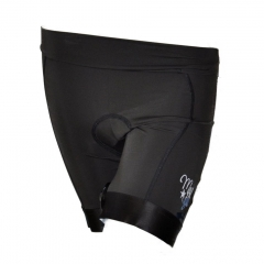 Maloja BabsM. 1/2 Chamois Bike Shorts charcoal