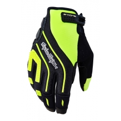 Troy Lee Designs Ruckus Glove flo yellow